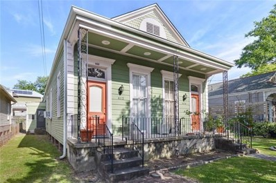 412 Webster, New Orleans, LA 70118 - MLS#: 2151720