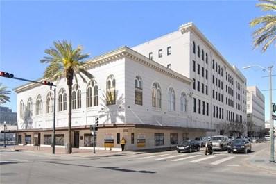 1201 Canal Street UNIT 516, New Orleans, LA 70112 - MLS#: 2151771