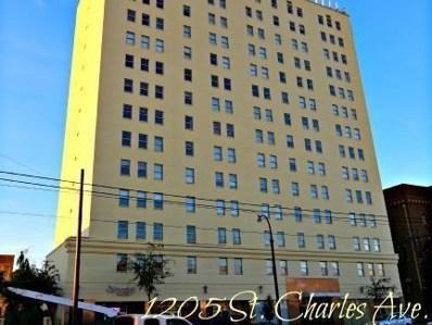 1205 St. Charles, New Orleans, LA 70130 - MLS#: 2151931