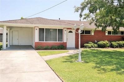 115 Vernon Street, Belle Chasse, LA 70037 - MLS#: 2151997
