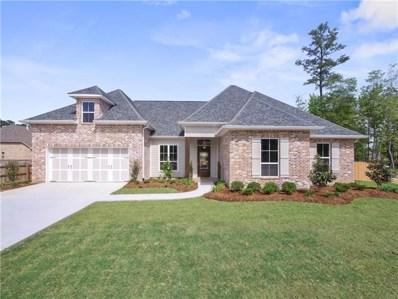 605 Alder Creek Court, Covington, LA 70433 - #: 2152066