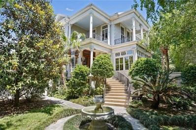 1633 Dufossat, New Orleans, LA 70115 - MLS#: 2152093