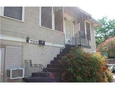 7115 Birch Street, New Orleans, LA 70118 - #: 2152483