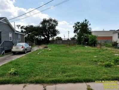 6208 Marigny Street, New Orleans, LA 70122 - MLS#: 2152608