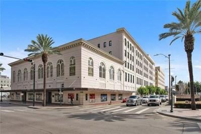 1201 Canal Street UNIT 353, New Orleans, LA 70112 - MLS#: 2153152