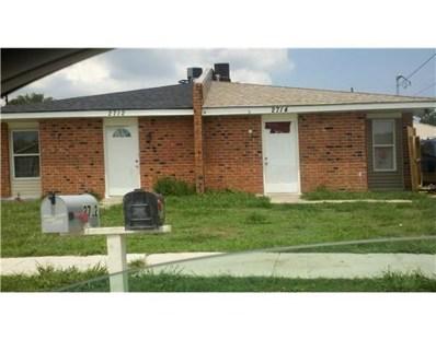2712 Daniel, Violet, LA 70092 - MLS#: 2153238