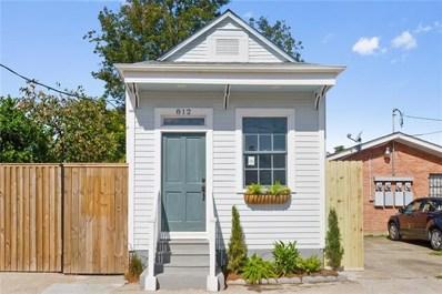 812 Delery, New Orleans, LA 70117 - MLS#: 2153559