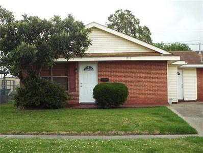 1733 Lincoln, Marrero, LA 70072 - MLS#: 2153895