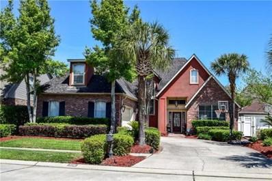 228 Little Bayou Lane, Kenner, LA 70065 - MLS#: 2153971