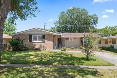 1805 Airline Park, Metairie, LA 70003 - MLS#: 2154018