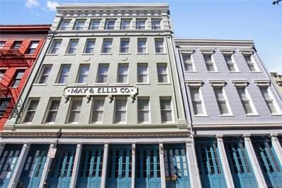 221 Chartres Street UNIT 501, New Orleans, LA 70130 - #: 2154115