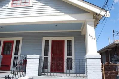 5909 Tchoupitoulas Street, New Orleans, LA 70115 - MLS#: 2154278