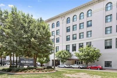 1201 Canal Street UNIT 306, New Orleans, LA 70112 - MLS#: 2154457