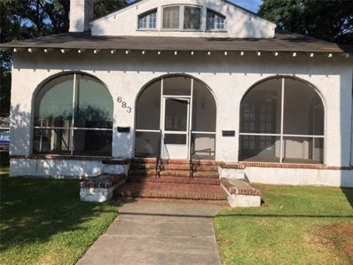 683 Newman Avenue UNIT Down, Jefferson, LA 70121 - MLS#: 2154692