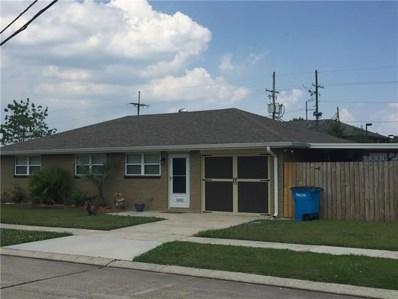 2621 Mumphrey Road, Chalmette, LA 70043 - MLS#: 2155566