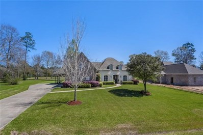 749 Plantation Drive, Abita Springs, LA 70420 - MLS#: 2155629