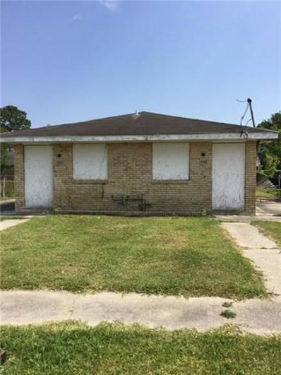 8324 Hammond Street, New Orleans, LA 70126 - MLS#: 2155749