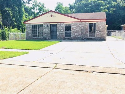 2341 Caddy, Marrero, LA 70072 - MLS#: 2155823