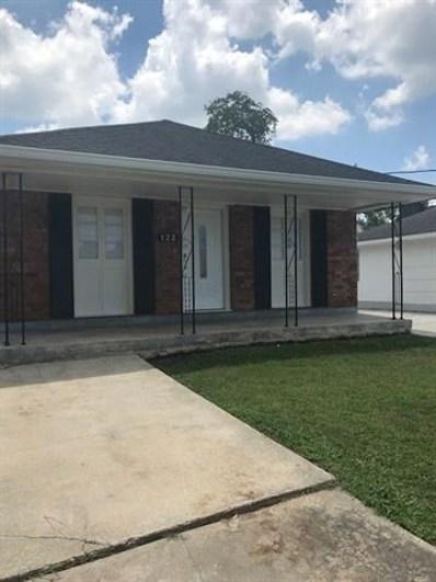 122 W Harrison Avenue, New Orleans, LA 70124 - MLS#: 2155826