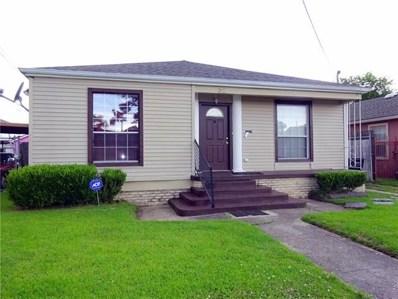 3424 Camphor Street, New Orleans, LA 70118 - MLS#: 2155966