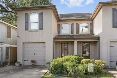 4804 Finch, Metairie, LA 70001 - MLS#: 2156140