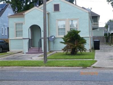 3701 Fairmont Drive, New Orleans, LA 70122 - #: 2156219