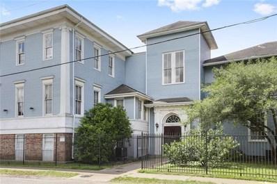 4716 Annunciation Street UNIT 3A, New Orleans, LA 70115 - MLS#: 2156325
