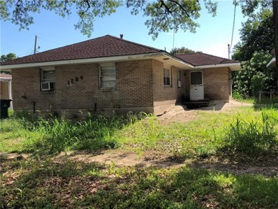 1204 Francis Avenue, Metairie, LA 70003 - MLS#: 2156427