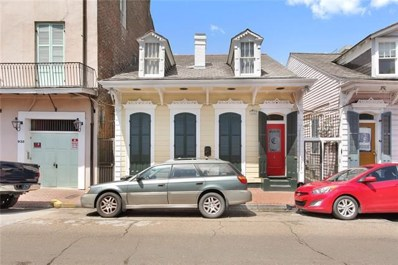 931 St Peter Street UNIT 1, New Orleans, LA 70116 - MLS#: 2156522