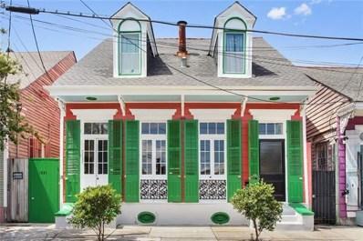 1831 N Rampart, New Orleans, LA 70116 - MLS#: 2156610