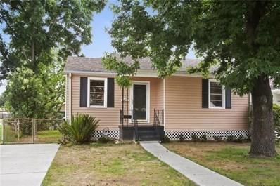 7813 Richard Street, Metairie, LA 70003 - #: 2156861