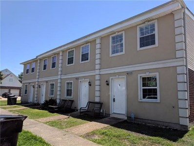 4341 Idaho Avenue UNIT D, Kenner, LA 70065 - MLS#: 2156947