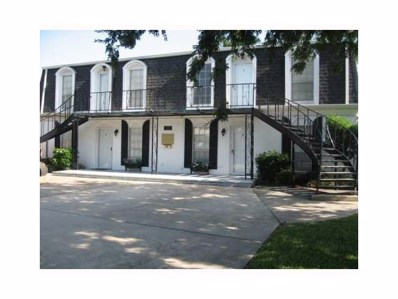 3709 Jean Place UNIT D, Metairie, LA 70002 - MLS#: 2157047