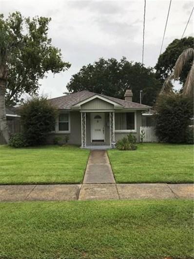 1106 Helios Avenue, Metairie, LA 70005 - #: 2157598