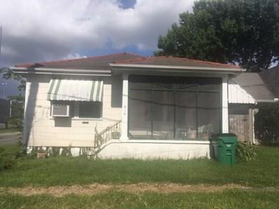 513 Focis Street, Metairie, LA 70005 - #: 2157646