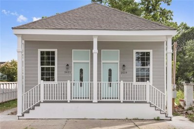 2619 Martin Luther King Blvd Boulevard, New Orleans, LA 70113 - MLS#: 2157785