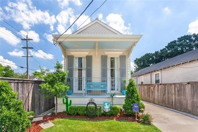 7531 Burthe Street, New Orleans, LA 70118 - MLS#: 2157790