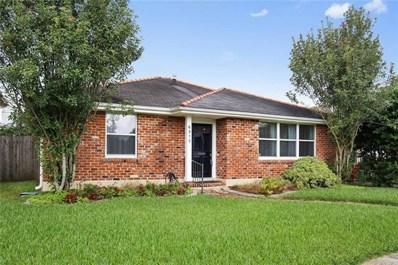 6910 General Diaz, New Orleans, LA 70124 - MLS#: 2158059
