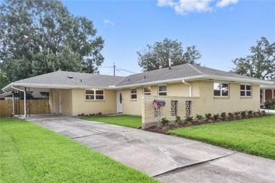 1801 Hall, Metairie, LA 70003 - MLS#: 2158274