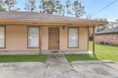 107 Mallard Drive UNIT B, Hammond, LA 70401 - MLS#: 2158404