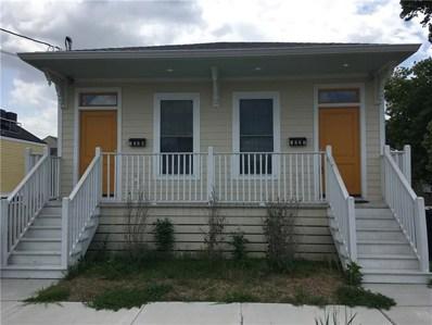 1229 Annette Street, New Orleans, LA 70117 - MLS#: 2159553