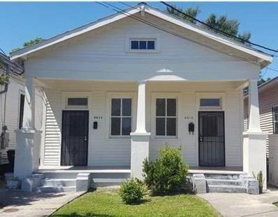 8614-8616 Apricot Street, New Orleans, LA 70118 - MLS#: 2160113