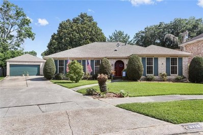 3716 Red Cypress Drive, New Orleans, LA 70131 - #: 2160279