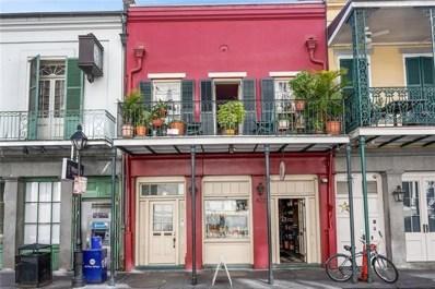 422 Chartres, New Orleans, LA 70130 - MLS#: 2160390