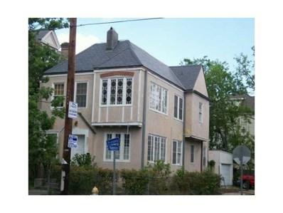 4701 Prytania Street, New Orleans, LA 70115 - #: 2160483