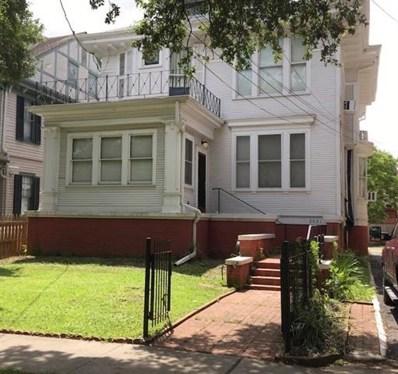2021 S Carrollton Avenue, New Orleans, LA 70118 - MLS#: 2160919