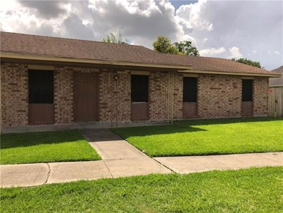 5857 Segnette, Marrero, LA 70072 - MLS#: 2160923