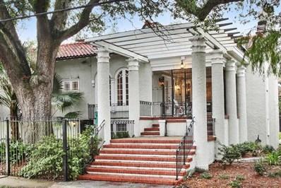 1701 Broadway Street, New Orleans, LA 70118 - #: 2160944