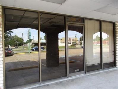 506 Terry Parkway UNIT D, Gretna, LA 70056 - #: 2161034