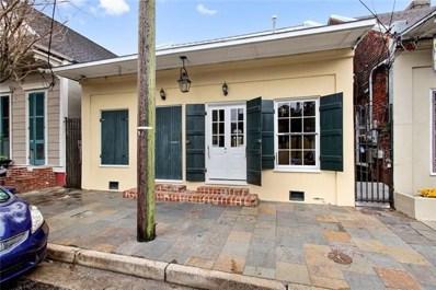 1608 Pauger Street, New Orleans, LA 70116 - MLS#: 2161116